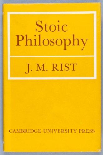 9780521076203: Stoic Philosophy