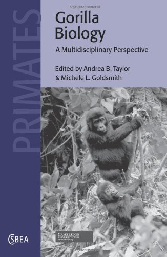 9780521078917: Gorilla Biology: A Multidisciplinary Perspective (Cambridge Studies in Biological and Evolutionary Anthropology)