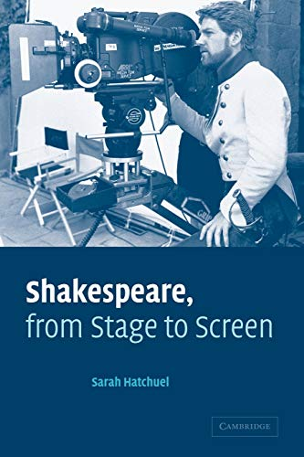 9780521078986: Shakespeare, from Stage to Screen: 0