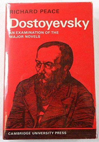 9780521079112: Dostoevsky (Major European Authors Series)