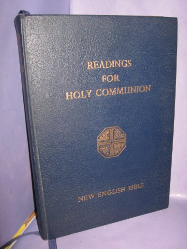 9780521080194: Bible: New English Bible: Readings for Holy Communion