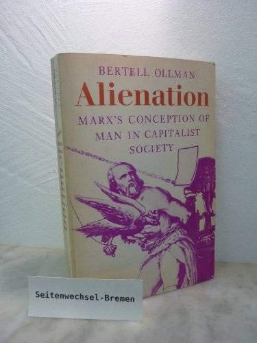 9780521080866: Alienation (Cambridge studies in the history and theory of politics)