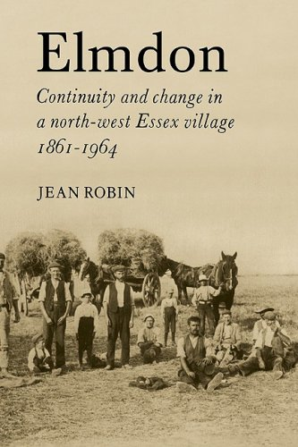 9780521081108: Elmdon: Continuity and Change in a North-West Essex Village 1861-1964