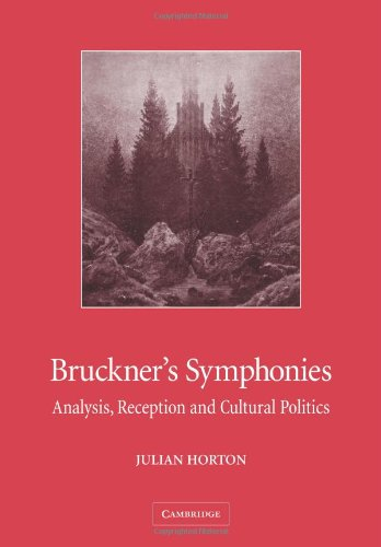 9780521081856: Bruckner's Symphonies: Analysis, Reception and Cultural Politics
