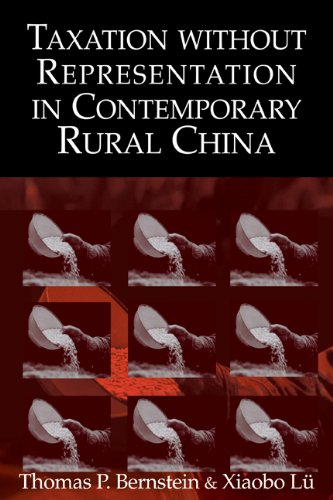 9780521082891: Taxation without Representation in Contemporary Rural China (Cambridge Modern China Series)