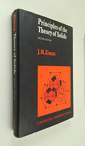 9780521083829: Principles of the Theory of Solids