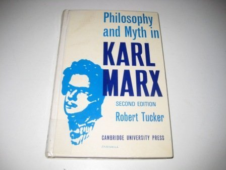 9780521084550: Philosophy and Myth in Karl Marx