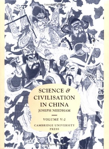 Science and Civilisation in China, Volume 5: Chemistry and Chemical Technology; Part 2: Spagyrical ...