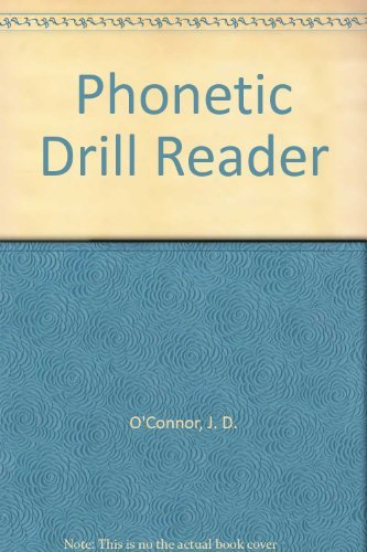 9780521085823: Phonetic Drill Reader