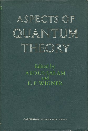 9780521086004: Aspects of Quantum Theory