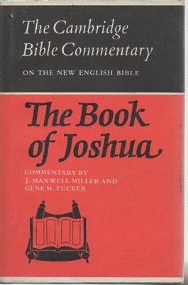 9780521086165: The Book of Joshua (Cambridge Bible Commentaries on the Old Testament)