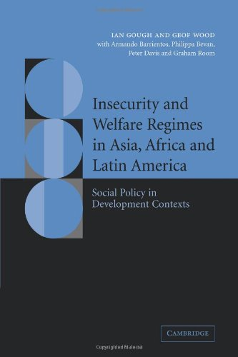 9780521087995: Insecurity and Welfare Regimes in Asia, Africa and Latin America: Social Policy in Development Contexts