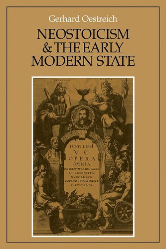 9780521088114: Neostoicism and the Early Modern State (Cambridge Studies in Early Modern History)