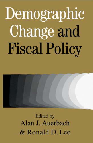 9780521088275: Demographic Change and Fiscal Policy