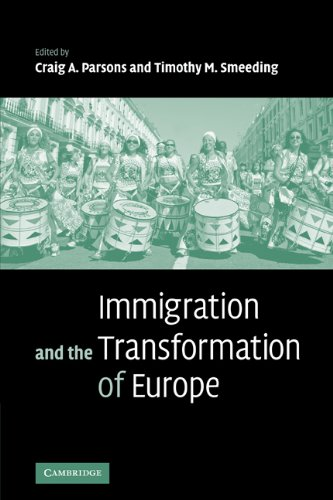 9780521088282: Immigration and the Transformation of Europe