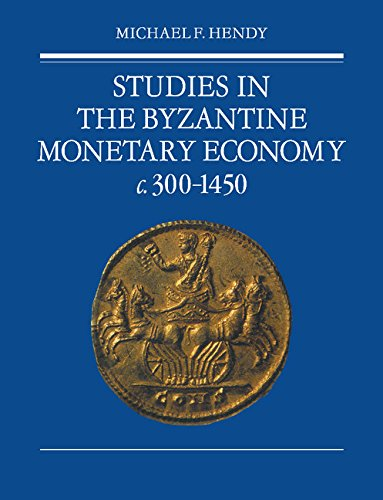 9780521088527: Studies in the Byzantine Monetary Economy c.300-1450