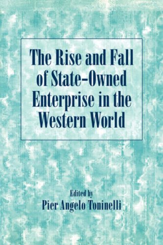 9780521088862: The Rise and Fall of State-Owned Enterprise in the Western World (Comparative Perspectives in Business History)