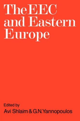 9780521088930: The EEC and Eastern Europe