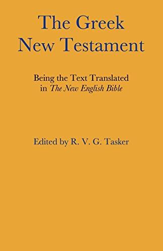 9780521090261: The Greek New Testament