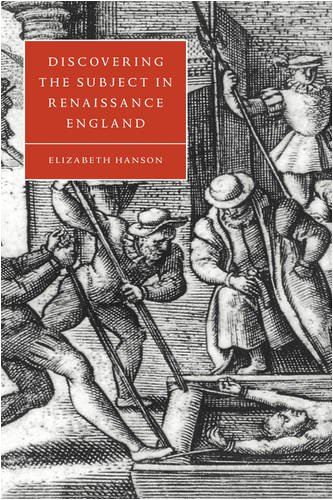 9780521090711: Discovering the Subject in Renaissance England (Cambridge Studies in Renaissance Literature and Culture)