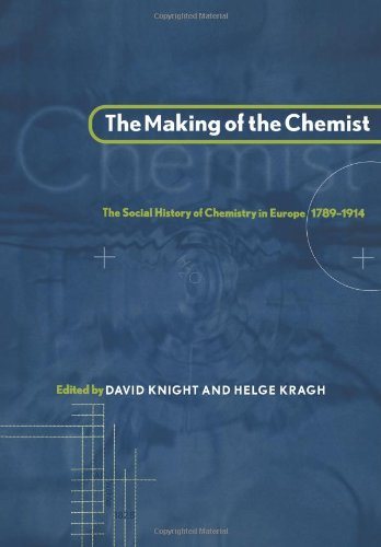 9780521090797: The Making of the Chemist: The Social History of Chemistry in Europe, 1789-1914