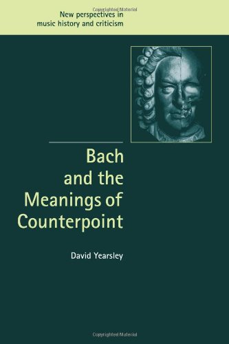 9780521090995: Bach and the Meanings of Counterpoint