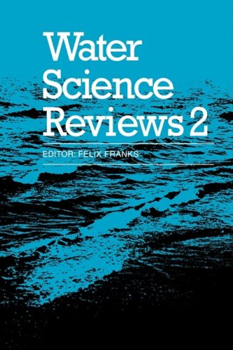 9780521091008: Water Science Reviews 2: Volume 2: Crystalline Hydrates