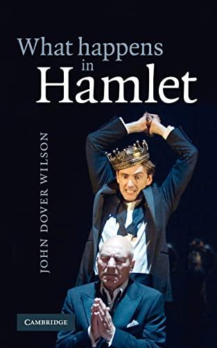 9780521091091: What Happens in Hamlet