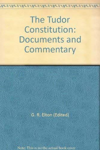 9780521091206: The Tudor Constitution
