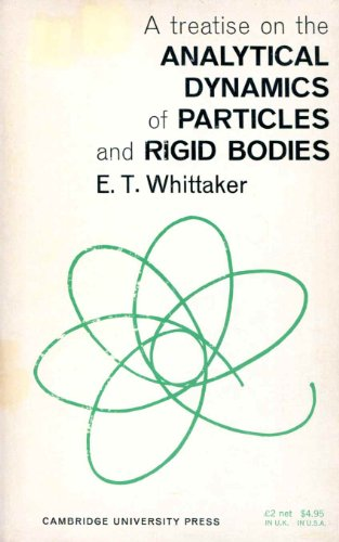 9780521091329: A Treatise on the Analytical Dynamics of Particles and Rigid Bodies