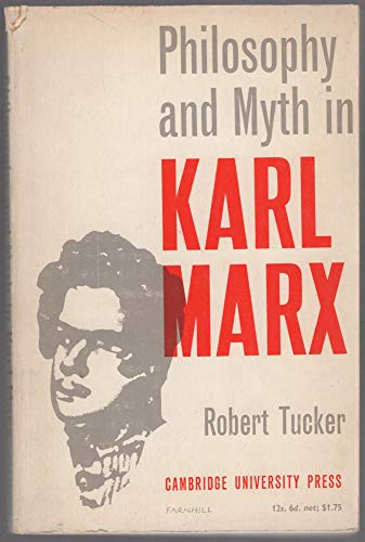 9780521091459: Philosophy and Myth in Karl Marx