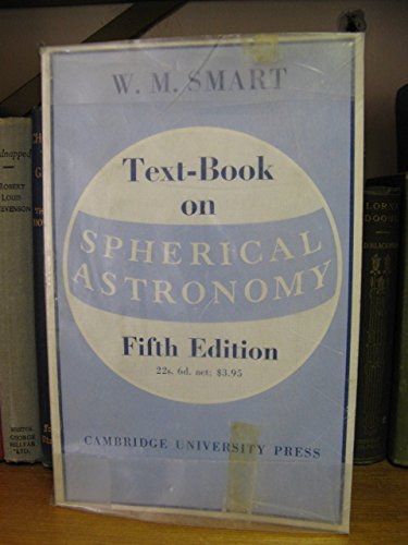 9780521091596: Text-Book on Spherical Astronomy