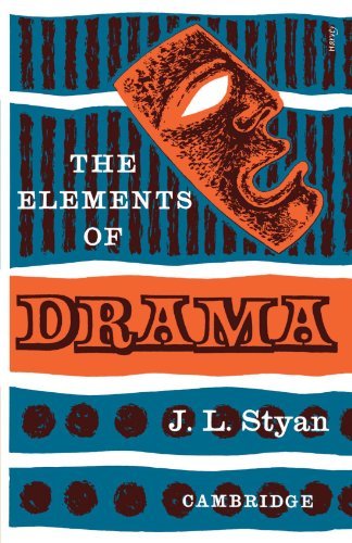 9780521092012: The Elements of Drama