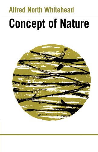 9780521092456: The Concept of Nature: The Tarner Lectures Delivered in Trinity College, November 1919