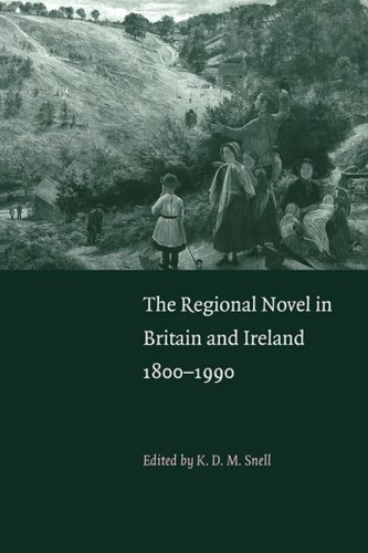 9780521093439: The Regional Novel in Britain and Ireland: 1800-1990