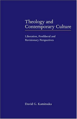 9780521093606: Theology and Contemporary Culture: Liberation, Postliberal and Revisionary Perspectives
