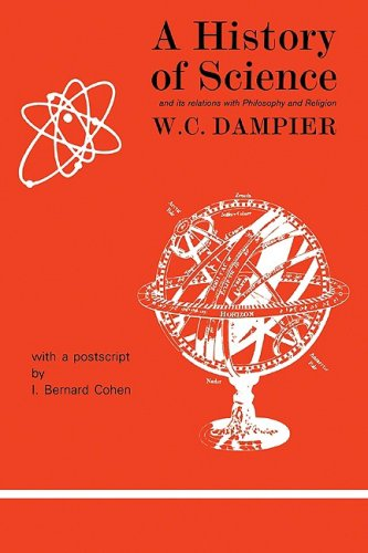 A History of Science and its Relations with Philosophy and Religion: William Dampier