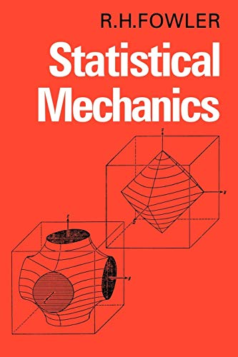 9780521093774: Statistical Mechanics: The Theory of the Properties of Matter in Equilibrium