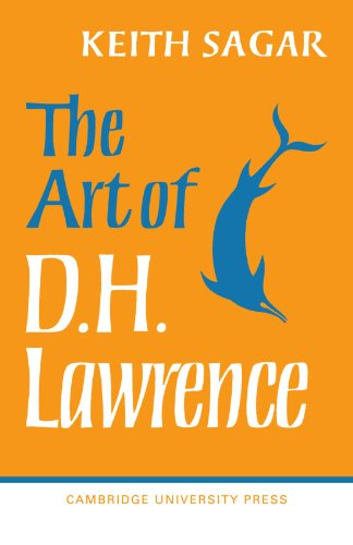 9780521093873: The Art of D. H. Lawrence