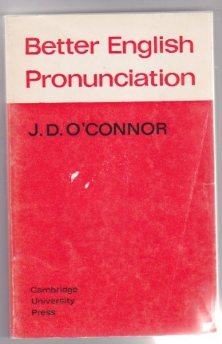 9780521094153: Better English Pronunciation