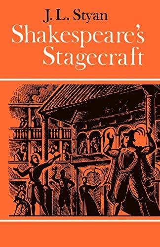 9780521094351: Shakespeare's Stagecraft