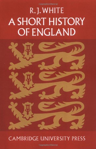 9780521094399: A Short History of England