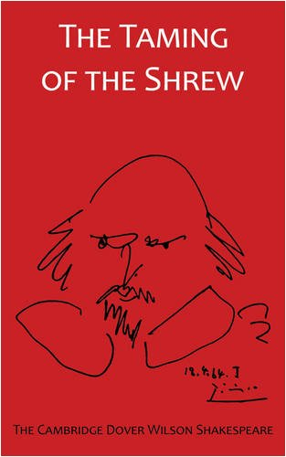 The Taming of the Shrew: The Cambridge: William Shakespeare, Sir