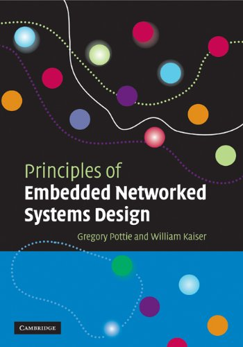 9780521095235: Principles of Embedded Networked Systems Design