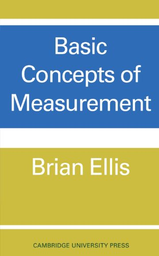 Basic Concepts of Measurement.: Ellis, Brian