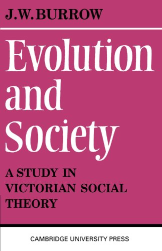 9780521096003: Evolution and Society