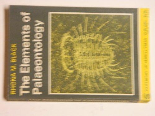 9780521096157: Elements of Palaeontology