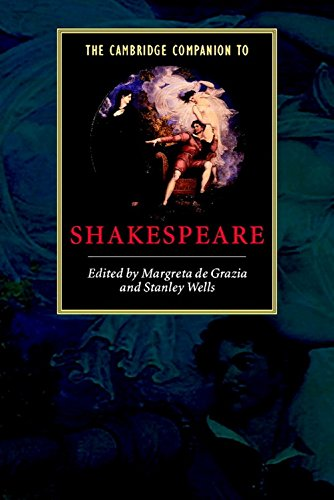 9780521096454: New Companion to Shakespeare