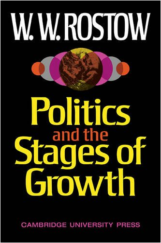 Politics and the Stages of Growth: W. W. Rostow