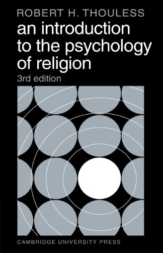 An Introduction to the Psychology of Religion